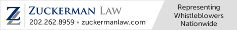 Advertisement: Zuckerman Law