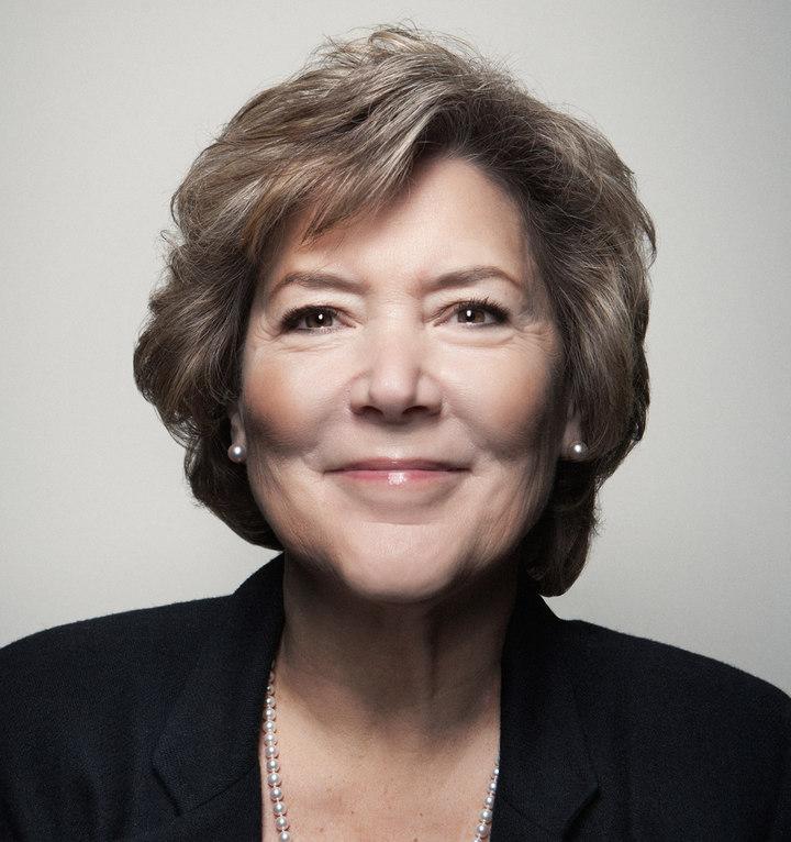 Photo of Kathleen Peratis