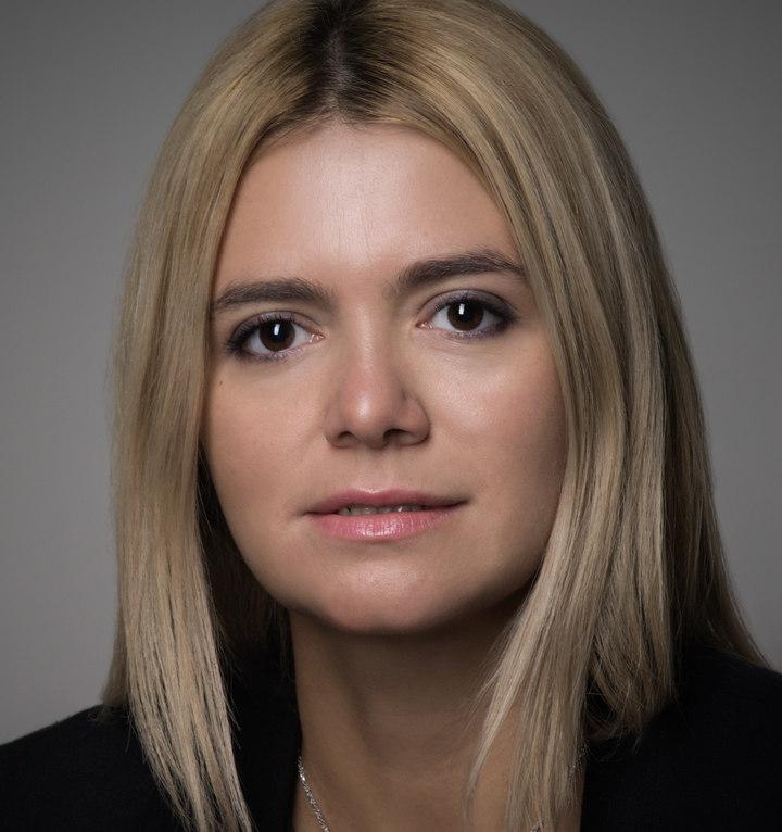 Photo of Katherine Blostein