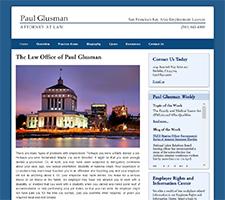 Paul Glusman Law
