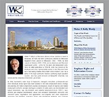 Walter F. Kelly, S.C.